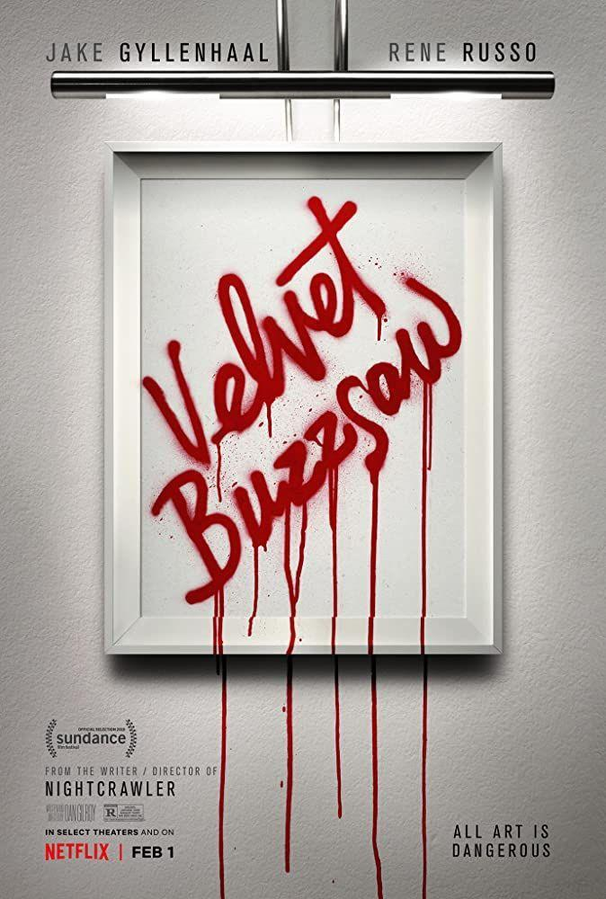 <p>While more satire than horror, <em>Velvet Buzzsaw</em> still retains many tropes of its genre, while also bending and twisting them to make grander statements about art. Yeah, it's one of those movies.</p>