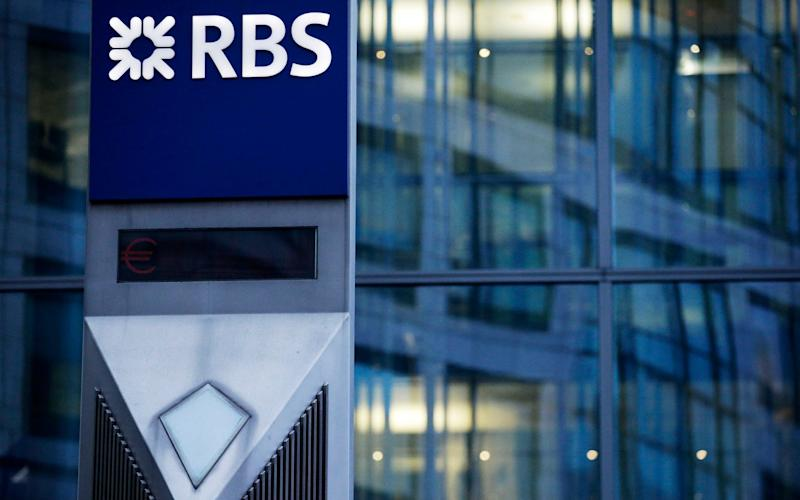 RBS HQ in London - Bloomberg News