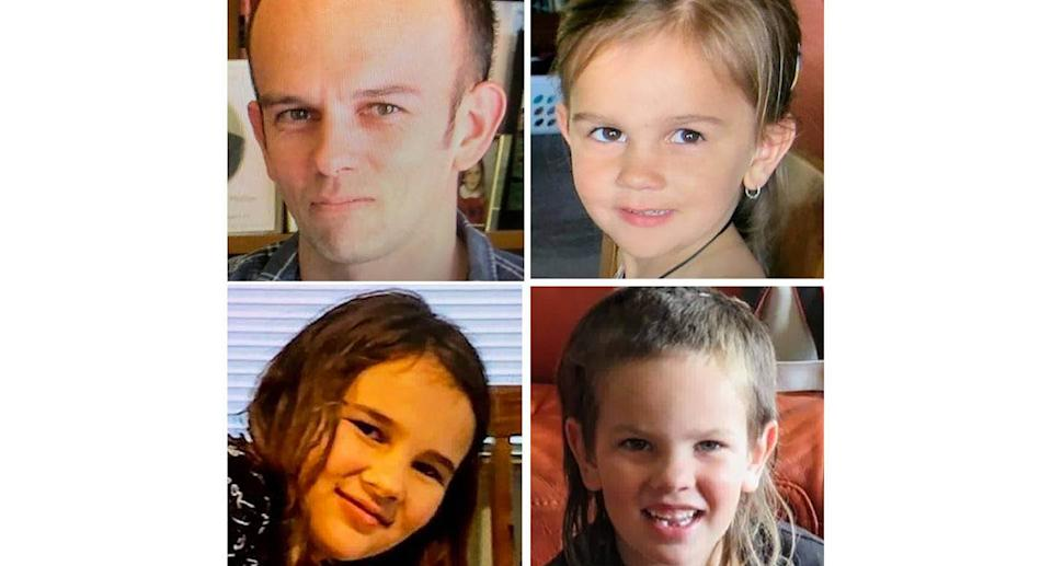 Police have released images of the missing Otorohanga family and are now asking anyone who was at Marokopa or Kiritehere Beach over the weekend to come forward. Source: Waikato Police