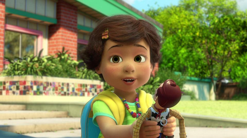 Bonnie in Toy Story 4 finds a new voice actor