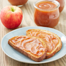 """<p>Apple butter is the perfect thing to slather over toast or eat by the spoonful when no one is looking. Apple butter is essentially a further reduced applesauce. The apples are cooked for longer to get rid of more moisture allowing the apples to caramelise in a sense and then they are pureed into a very smooth texture that will spread as easily as softened butter over your <a href=""""https://www.delish.com/uk/cooking/recipes/a31328594/how-to-make-sourdough-bread-recipe/"""" rel=""""nofollow noopener"""" target=""""_blank"""" data-ylk=""""slk:sourdough"""" class=""""link rapid-noclick-resp"""">sourdough</a>. Making it in the slow cooker makes this so easy. Simply toss in all of your ingredients and let it break down for several hours. No extra stirring or careful watching of the pot! </p><p>Get the <a href=""""https://www.delish.com/uk/cooking/recipes/a33641986/crockpot-apple-butter-recipe/"""" rel=""""nofollow noopener"""" target=""""_blank"""" data-ylk=""""slk:Slow Cooker Apple Butter"""" class=""""link rapid-noclick-resp"""">Slow Cooker Apple Butter</a> recipe.</p>"""