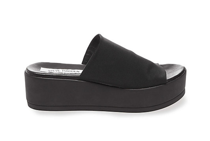 The Steve Madden platform sandals you begged your mom for in the '90s are BACK