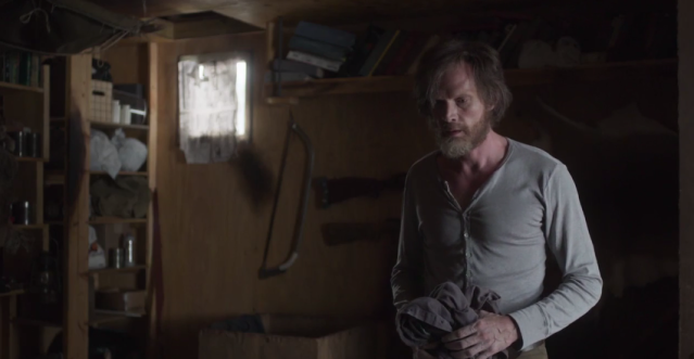 Paul Bettany as Ted Kaczynski in 'Manhunt: Unabomber' (Photo: Discovery)
