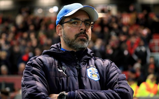 David Wagner has impressed at Huddersfield with a high-octane style of play - PA