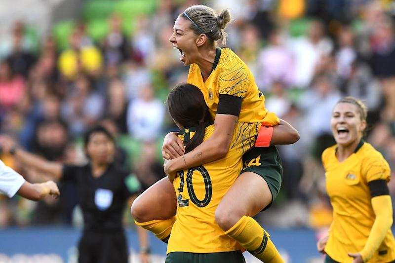 Professional Footballers Australia chief John Didulica said he was 'proud' to have secured a 'landmark step for women footballers'