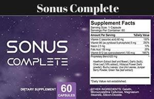 Sonus Complete is filled with natural ingredients such as Vitamins, Berries, and Oil. All these three elements work together to help you fight against tinnitus.