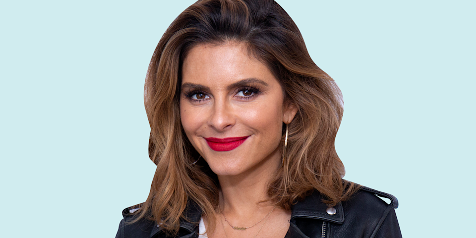 What Maria Menounos' Brain Tumor Taught Her About Self-Care