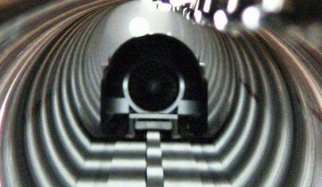SpaceX test track for Hyperloop