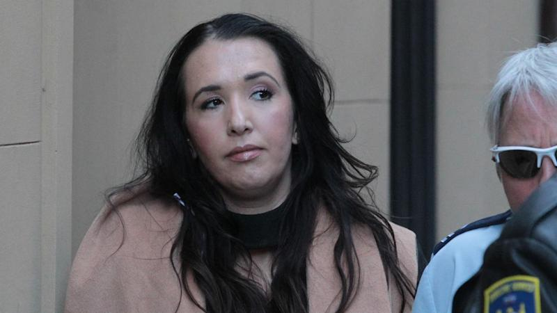 Louise Catherine Spiteri-Ahern will spend at least 18 years in jail for the murder of her ex-lover