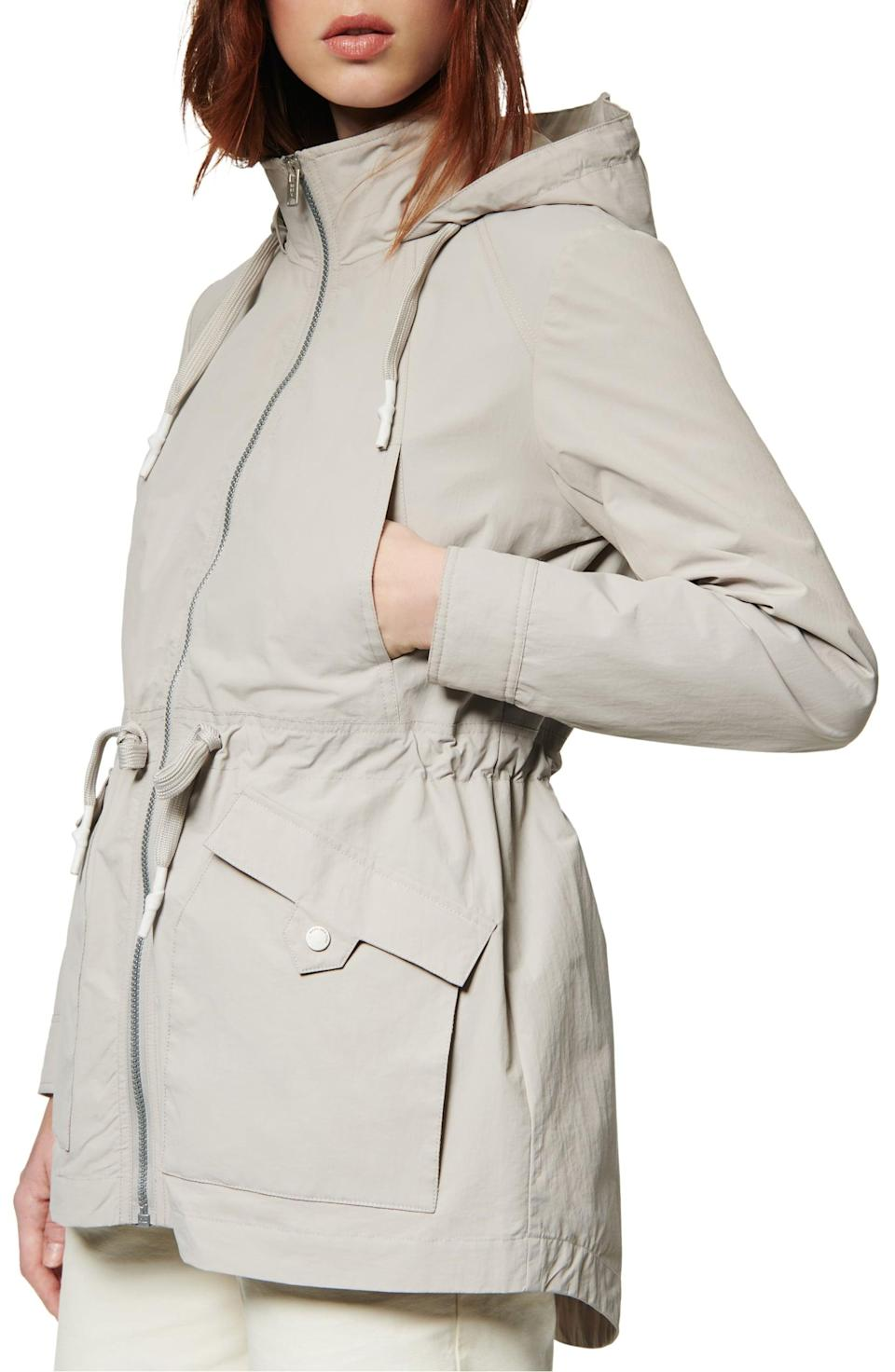 "<p>As far as layers go, the anorak is about as cool as the come. <a href=""https://www.popsugar.com/buy/jacket-551948?p_name=This%20jacket&retailer=shop.nordstrom.com&pid=551948&price=130&evar1=fab%3Aus&evar9=34097656&evar98=https%3A%2F%2Fwww.popsugar.com%2Ffashion%2Fphoto-gallery%2F34097656%2Fimage%2F34097662%2FAnorak&list1=shopping%2Canthropologie%2Cstyle%20how%20to&prop13=mobile&pdata=1"" class=""link rapid-noclick-resp"" rel=""nofollow noopener"" target=""_blank"" data-ylk=""slk:This jacket"">This jacket</a> ($130, originally $200) isn't just functional - a multipurpose topper that'll serve you well from Spring through Winter - it lends a quintessential cool-girl vibe to everything from your brunch gear to a printed dress. </p>"