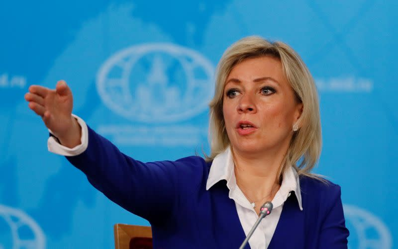 Russia says Armenian, Azeri foreign ministers to attend Moscow talks -RIA
