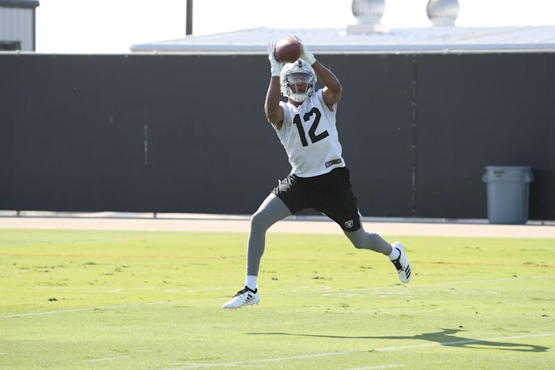 Zay Jones ready to make impact after transition from Bills to Raiders
