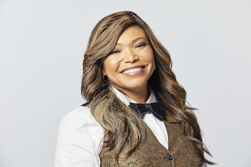 OUTMATCHED: Tisha Campbell as Rita in Season 1 of OUTMATCHED premiering Thursday, January 23 (8:30-9:00pm PM ET/PT) on FOX. (Photo by FOX via Getty Images)