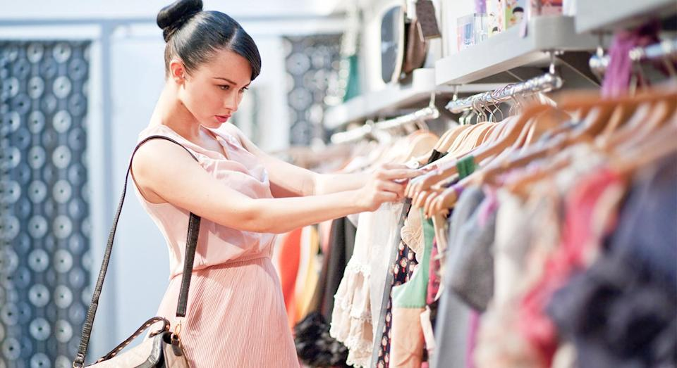 Fast fashion brands may be hit by a new penny tax. [Photo: Getty]