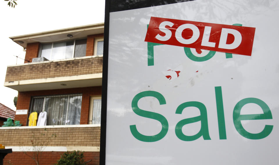 Home selling has become an extreme sport. Source: REUTERS/Mick Tsikas    (AUSTRALIA - Tags: BUSINESS)