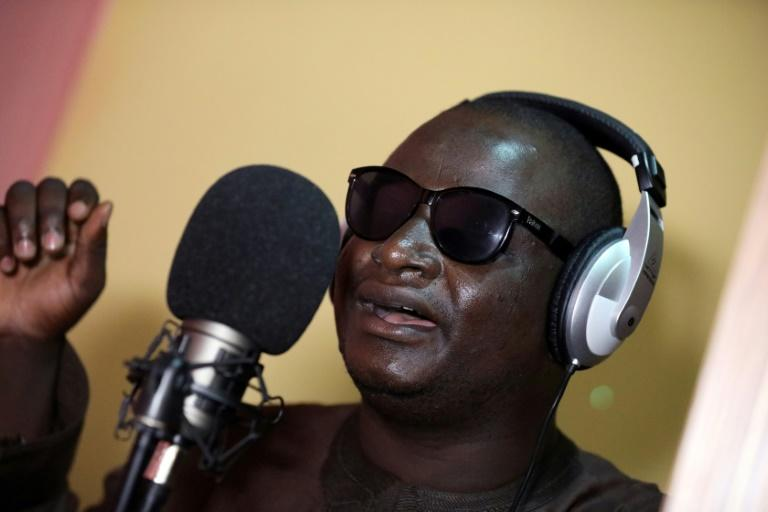 Yahaya Usman, popularly called Yahaya Makaho, faced years of discrimination before a wealthy fan funded a recording session for him three years ago