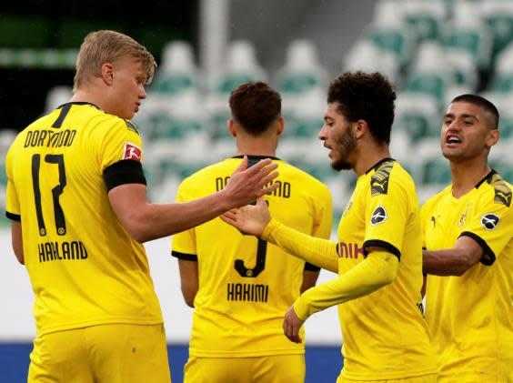Dortmund have an exciting young team (Getty)