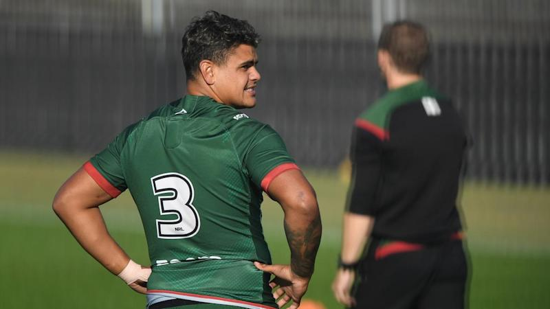 NRL RABBITOHS TRAINING