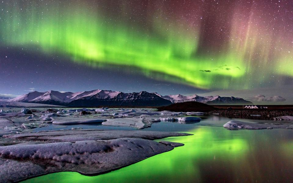Northern Lights trip look possible later this year - Getty