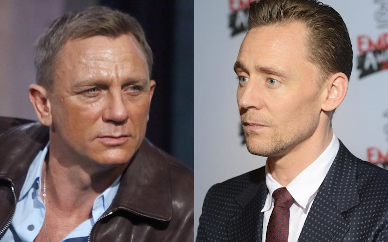 Daniel Craig is believed to be close to signing on as James Bond for the next installment - beating Tom Hiddleston to the role