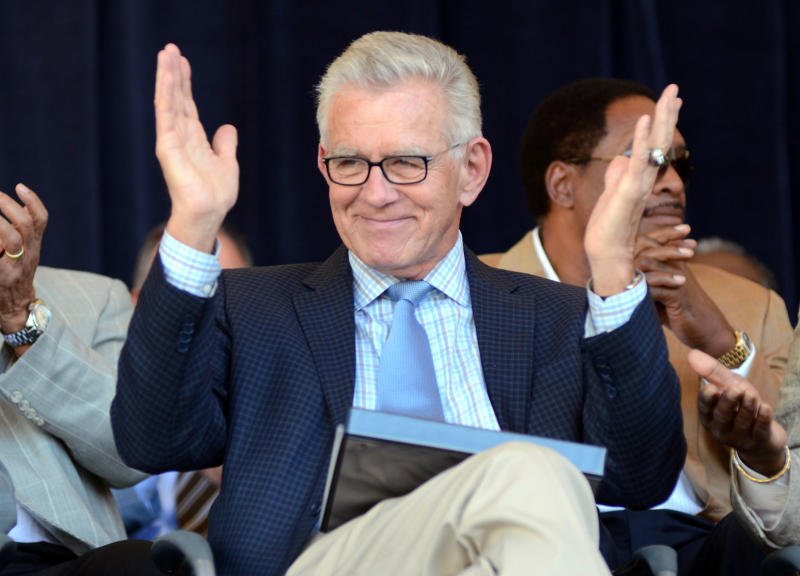 Tim McCarver to step down from Fox after season