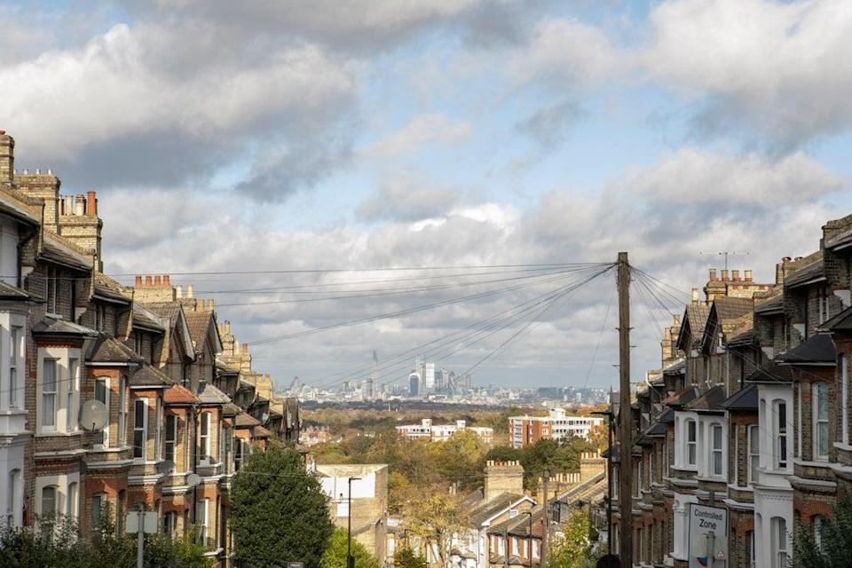 While the hills of Crystal Palace can be intimidating for cyclists, they offer some of the most spectacular skyline views London has to offer (Adrian Lourie)