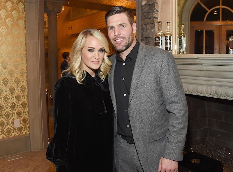 Carrie Underwood's Husband Wishes Her a Happy Birthday