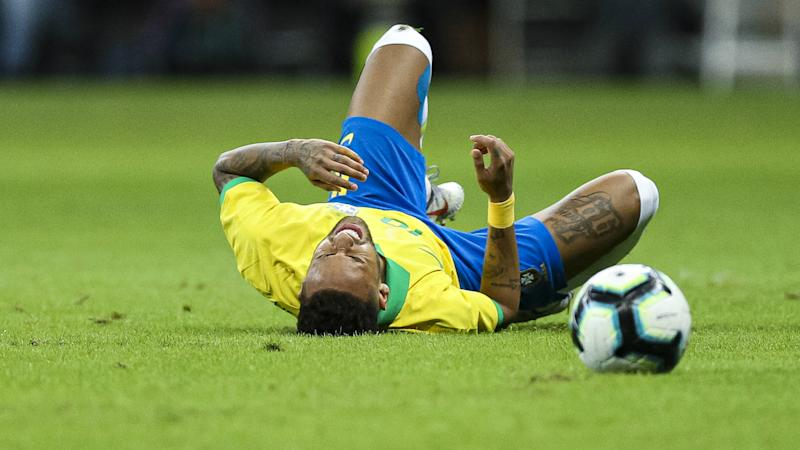 Neymar sidelined for four weeks after Copa America blow