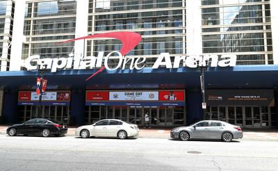 William Hill Officially Opens First-Ever Sports Book Within a U.S. Sports Complex at Capital One Arena in Washington, D.C.