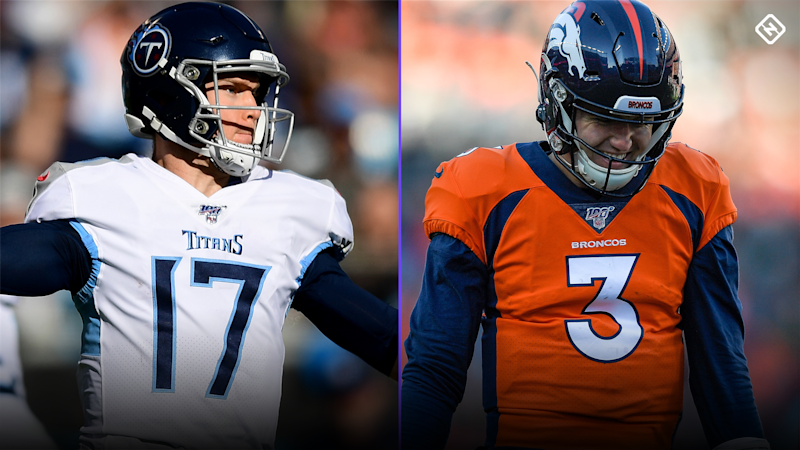 What channel is Titans vs. Broncos on today? Time, TV schedule for 'Monday Night Football' in Week 1