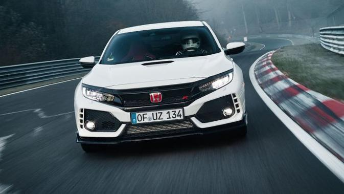 Honda All New Civic Type R. (Honda)