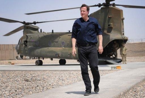 Helicopter scandal may cloud Cameron's India trip