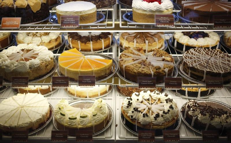 The Cheesecake Factory Is Making the Most of Its Delivery Partnership