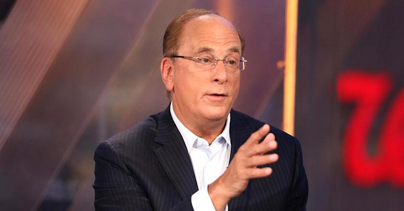 BlackRock CEO Larry Fink: GOP tax law will do 'wonderful things,' adding 1% to economic growth