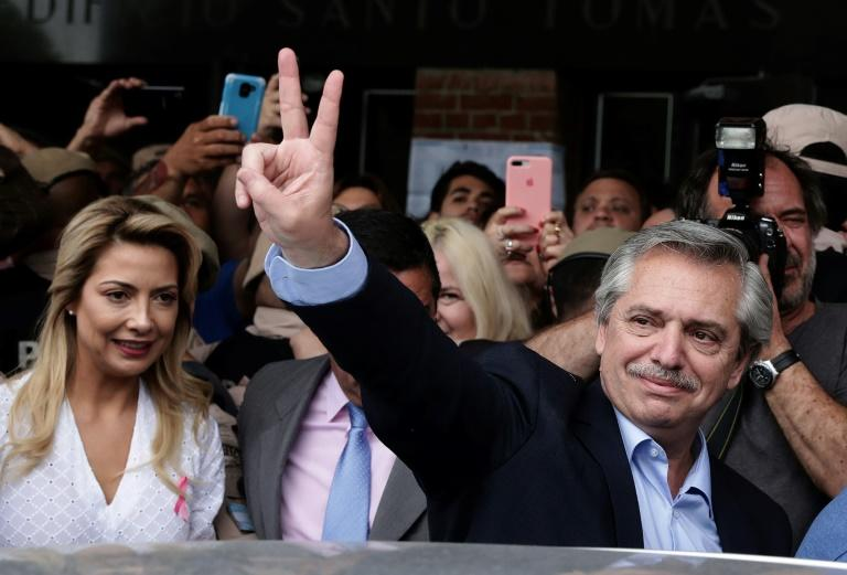 Peronist Alberto Fernandez was chosen as Argentina's next president in the country's general election on October 27, 2019