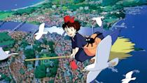 <p> Considering Kiki's Delivery Service comes from Studio Ghibli, it's no surprise that this coming-of-age flick, about a witch in training who leaves home on her 13th birthday as part of her occult studies, is fantastic. With her black cat Jiji in tow, Kiki's journey to become a young witch begins with her initially delivering packages via broomstick. However, she soon loses her ability to fly and convene with Jiji, in what turns out to be a nasty case of artist's block (or adolescence, depending on how you look at it). </p> <p> Kiki's Delivery Service is a beautiful, emotional tale about growing up and growing into yourself. Quite possibly the most endearing aspect of the film is the way in which Kiki's abilities are handled – being a witch is not odd, eerie or sinister: it's merely a part of life. </p>