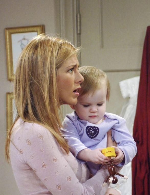 <p>When's the last time you thought about Rachel's onscreen daughter Emma, from <em>Friends</em>? Baby girl(s) Geller-Green were played by twins Noelle and Cali Sheldon.</p>