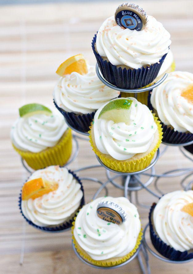 """<p>It's permanently 5 o'clock on Father's Day, which is exactly why these beer and citrus-infused cupcakes are a must.</p><p><em><a href=""""http://www.ericasweettooth.com/2012/01/blue-moon-and-corona-cupcakes.html"""" rel=""""nofollow noopener"""" target=""""_blank"""" data-ylk=""""slk:Get the recipe from Erica's Sweet Tooth »"""" class=""""link rapid-noclick-resp"""">Get the recipe from Erica's Sweet Tooth »</a></em></p>"""