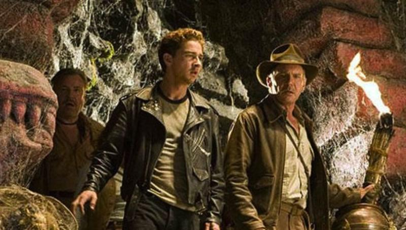Harrison Ford says he starts shooting Indiana Jones 5 in two months
