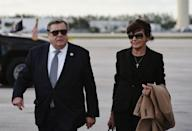 """<p>After his chauffeur job, Viktor became a <a href=""""https://www.nytimes.com/2016/07/19/us/politics/melania-trump-slovenia.html"""" rel=""""nofollow noopener"""" target=""""_blank"""" data-ylk=""""slk:traveling salesman for a state-owned car company"""" class=""""link rapid-noclick-resp"""">traveling salesman for a state-owned car company</a>. """"In contrast to the privations that so many suffered in Communist times, the Knavses lived well,"""" <em>GQ</em> reports. While Viktor was reportedly a <a href=""""https://www.nytimes.com/2016/07/19/us/politics/melania-trump-slovenia.html"""" rel=""""nofollow noopener"""" target=""""_blank"""" data-ylk=""""slk:card-carrying member"""" class=""""link rapid-noclick-resp"""">card-carrying member</a> of the <a href=""""http://metro.co.uk/2015/10/30/donald-trumps-father-in-law-is-a-communist-who-looks-exactly-like-him-5470817/"""" rel=""""nofollow noopener"""" target=""""_blank"""" data-ylk=""""slk:Sevnica Communist Party"""" class=""""link rapid-noclick-resp"""">Sevnica Communist Party</a>, Trump campaign spokeswoman Hope Hicks told the <em>New York Times</em> that Knavs had never been an """"active member"""" of the party. He amassed a collection of Mercedes sedans and a """"coveted"""" Maserati, and <em>GQ </em>describes Amalija as """"always impeccably dressed and perfectly coiffed,"""" even when """"times were lean"""" under Communist rule.</p>"""