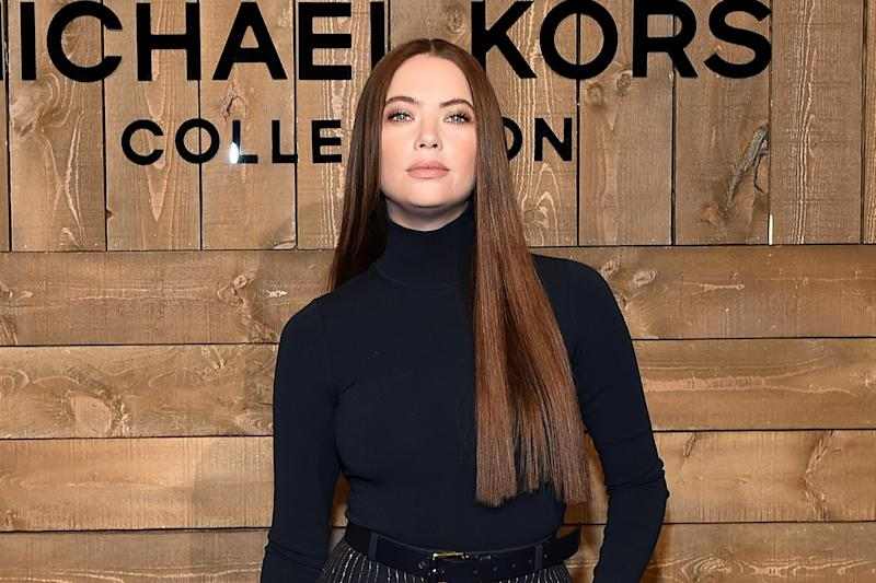 "Ashley Benson has a ""little smoke"" in her new sleek bob, and it looks fire"