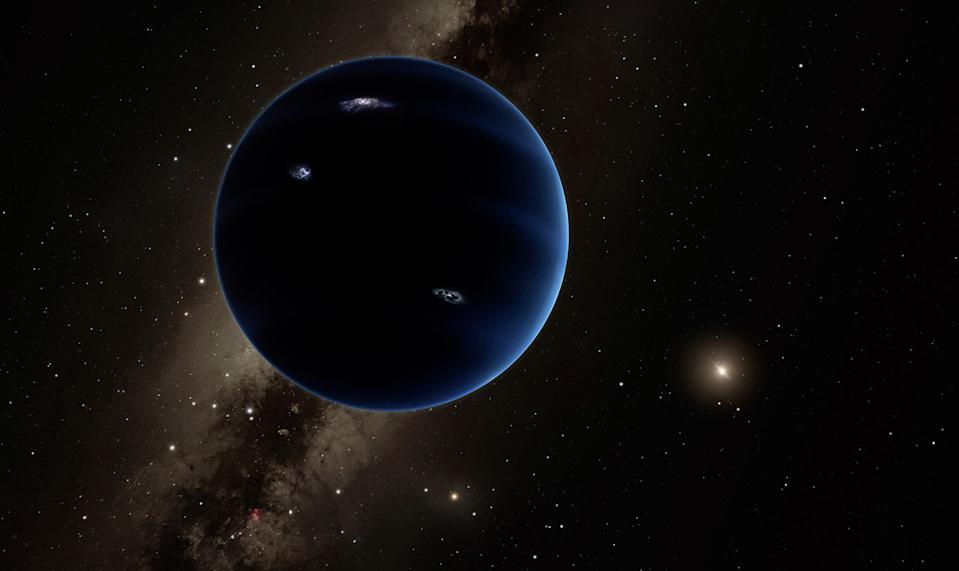 Is there a huge hidden planet at the edge of the solar system (NASA)