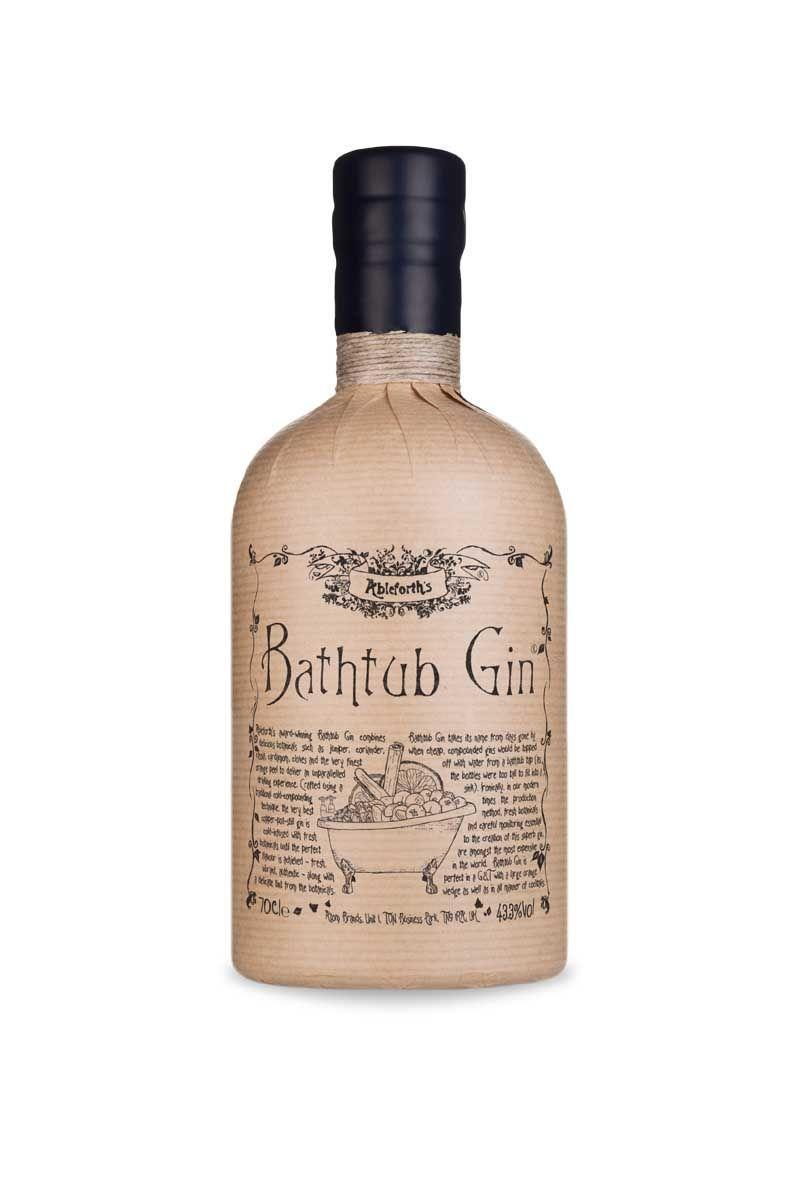 """<p>Do what it says on the bottle with this one. Enjoy a refreshing glass of this gin, which contains botanicals such as juniper, coriander, cardamom, cinnamon, orange peel and clove that are infused in a copper pot-still spirit.E</p><p>ach bottle is wrapped entirely by hand using paper, twine and wax, so once you're finished with the gin, you're left with the perfect vase or candle holder.</p><p>Bathtub - £28.95</p><p><a class=""""link rapid-noclick-resp"""" href=""""https://go.redirectingat.com?id=127X1599956&url=https%3A%2F%2Fwww.masterofmalt.com%2Fgin%2Fableforths%2Fbathtub-gin%2F%3Fsrh%3D1&sref=https%3A%2F%2Fwww.elle.com%2Fuk%2Flife-and-culture%2Fculture%2Farticles%2Fg31768%2Fbest-undiscovered-gin-brands-world-gin-day%2F"""" rel=""""nofollow noopener"""" target=""""_blank"""" data-ylk=""""slk:SHOP NOW"""">SHOP NOW</a></p>"""