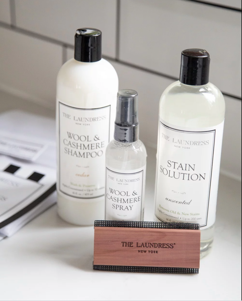 """<h2>The Laundress - Free Gift + 25% Off</h2><br><strong>Dates:</strong> Limited time <br><strong>Deal:</strong> Enjoy 25% off $50+ and a free luxe bar soap gift <br><strong>Promo Code:</strong> SAVE25<br><br><em>Shop <strong><a href=""""https://fave.co/2KAHiQz"""" rel=""""nofollow noopener"""" target=""""_blank"""" data-ylk=""""slk:The"""" class=""""link rapid-noclick-resp"""">The</a></strong> <strong><a href=""""https://fave.co/2KAHiQz"""" rel=""""nofollow noopener"""" target=""""_blank"""" data-ylk=""""slk:Laundress"""" class=""""link rapid-noclick-resp"""">Laundress</a></strong></em><br><br><strong>The Laundress</strong> Wool & Cashmere Kit, $, available at <a href=""""https://go.skimresources.com/?id=30283X879131&url=https%3A%2F%2Ffave.co%2F3lWWbKI"""" rel=""""nofollow noopener"""" target=""""_blank"""" data-ylk=""""slk:The Laundress"""" class=""""link rapid-noclick-resp"""">The Laundress</a>"""