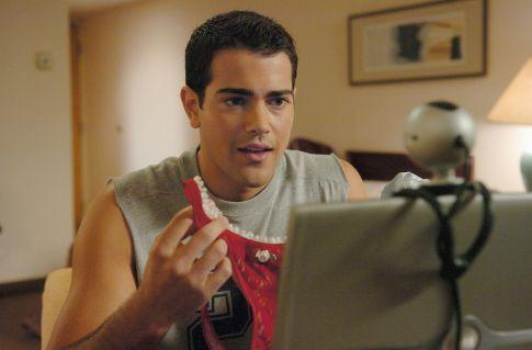 <p><strong>Movie: </strong><em>John Tucker Must Die</em></p><p>Metcalfe might have played a high school basketball star/lothario in <em>John Tucker Must Die</em>, but he was actually 28 when the 2006 film came out.  </p>