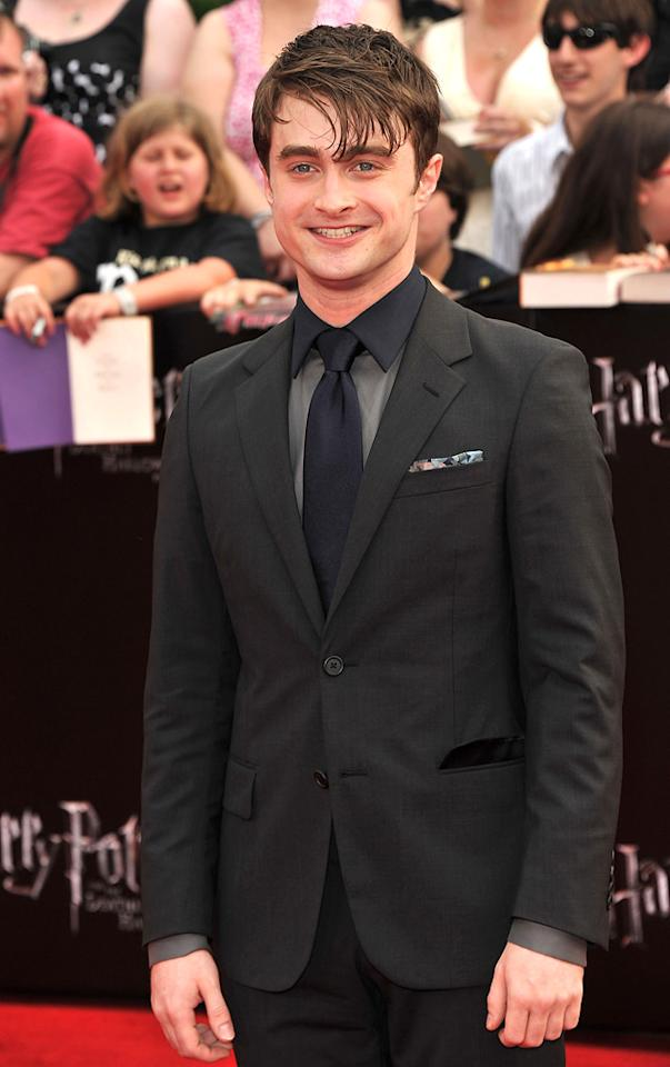 "July 23: ""Harry Potter's"" Daniel Radcliffe turns 22. Stephen Lovekin/<a href=""http://www.gettyimages.com/"" target=""new"">GettyImages.com</a> - July 11, 2011"
