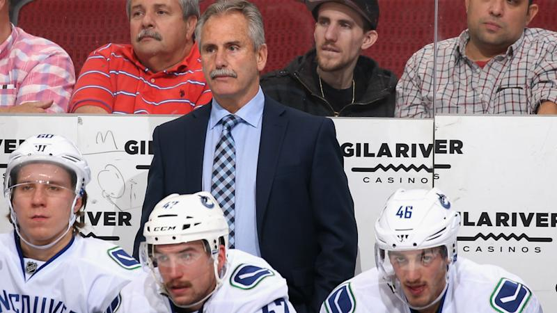 Canucks fire coach Willie Desjardins after disappointing season