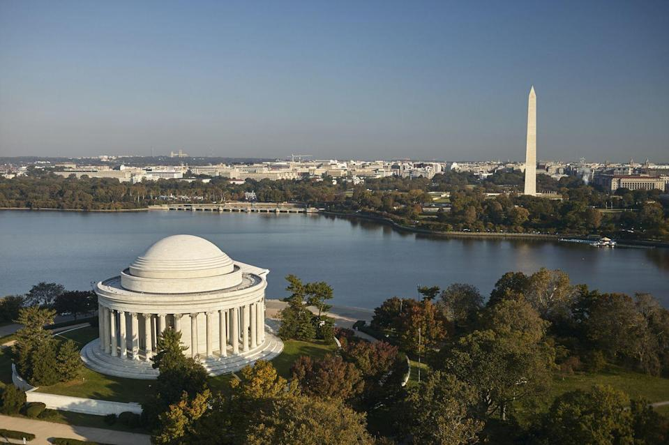"""<p>The nation's capital has been battling dangerous water woes since nearly the turn of the century. <a href=""""https://en.wikipedia.org/wiki/Lead_contamination_in_Washington,_D.C._drinking_water#:~:text=Lead%20contamination%20in%20Washington%2C%20D.C.%20drinking%20water%2C%20first%20discovered%20in,in%20public%20drinking%2Dwater%20systems."""" rel=""""nofollow noopener"""" target=""""_blank"""" data-ylk=""""slk:Since 2001,"""" class=""""link rapid-noclick-resp"""">Since 2001,</a> DC has had to fight an ongoing war against rising levels of lead in residential drinking water. As COVID-19 holds Washington in its grip with over <a href=""""https://coronavirus.dc.gov/page/coronavirus-data"""" rel=""""nofollow noopener"""" target=""""_blank"""" data-ylk=""""slk:9,000 confirmed cases"""" class=""""link rapid-noclick-resp"""">9,000 confirmed cases</a>, natives are still left questioning if even the drinking water has potentially deadly effects.</p>"""