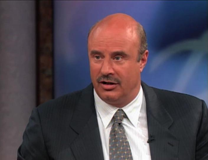 <i><strong>Dr. Phil</strong></i><br />&quot;I'm just a strong believe in life law number two: You create your own experience,&quot; said Dr. Phil in 2001. &quot;I really believe that. And the point is, if what you're doing is not working, you have to change it. You have to change it. And everybody will say, 'Well, I don't want to be somebody I'm not. I don't want to stop being who I am.' Well, you know what? If who you are is not working, you'll find that you have a broad range of who you are.&quot;
