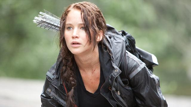 'The Hunger Games: Catching Fire' Trailer: See It Here
